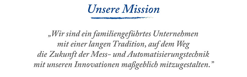Unsere Mission