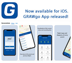 GRAWgo for iOS and Android released
