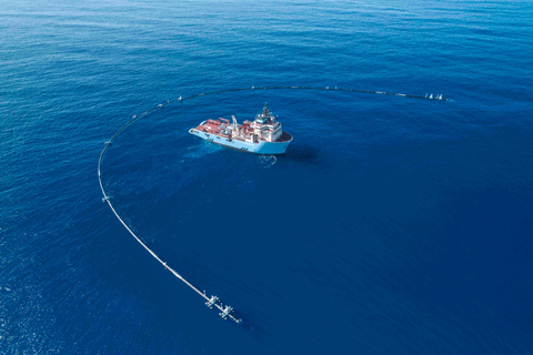 GRAW donates to The Ocean Cleanup again